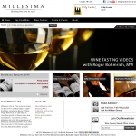 New Millesima USA Website