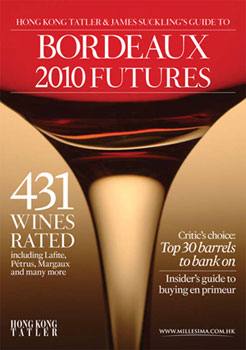 Free Download: James Suckling's Bordeaux 2010 Futures Report