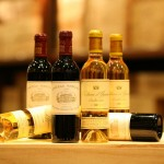Margaux and Yquem