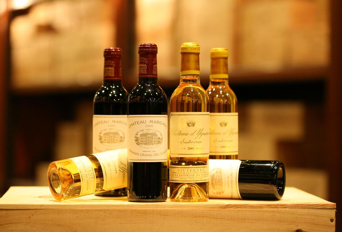Finding Values in Sauternes – 1855 Classification Updated