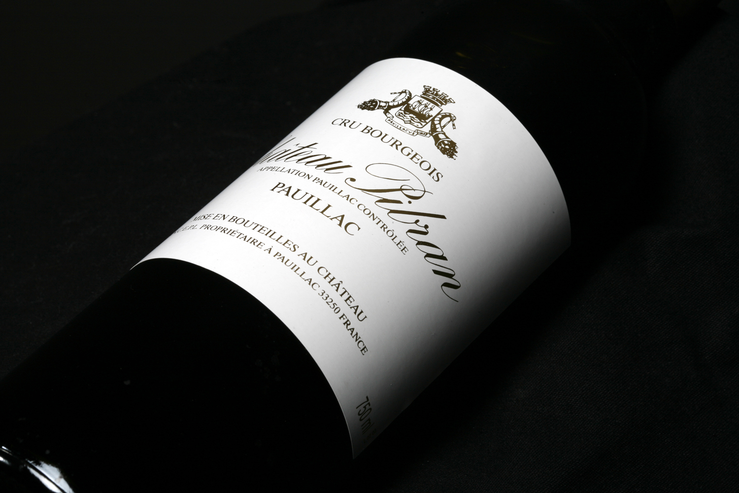Pauillac 2010: a remarkable identity