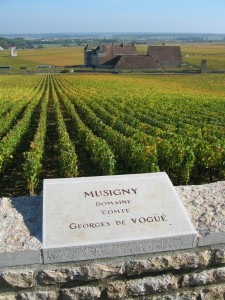 Comte Georges de Vogue Musigny Grand Cru