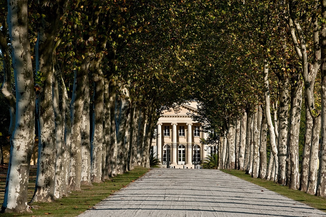 Producer profile chateau margaux for Chateau margaux
