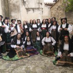 Traditional dress in Sardinia