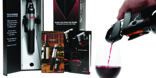 Coravin: Technology in Your Glass