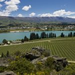 Felton Road biodynamic winery, Central Otago, New Zealand