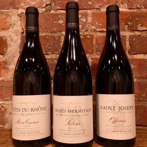 J.L Chave Selections Tasting