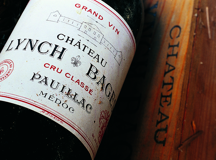 Chateau Lynch-Bages Bottle