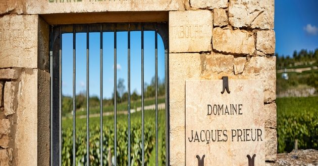 Domaine Jacques Prieur | A Vast Collection of Prestigious Vineyards