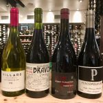 Wines from Spain and Chile