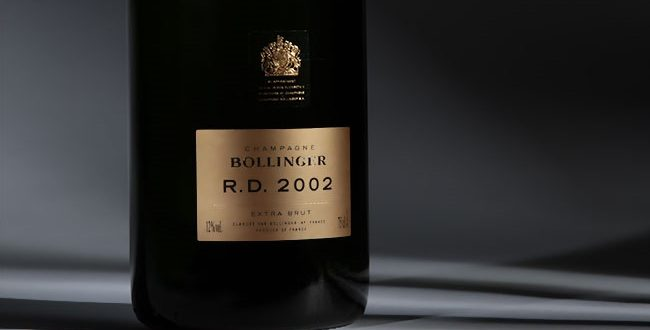 The Remarkable R.D. 2002 from Maison Bollinger