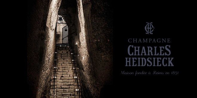 Charles Heidsieck| One Man, One House in Champagne