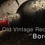 old vintage red wines bordeaux