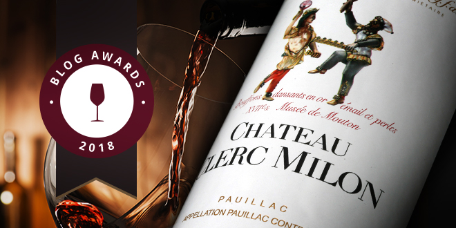 Focus on the Chateau Clerc Milon 2010