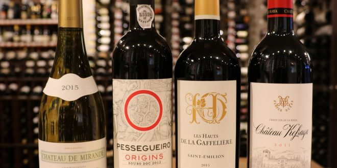 Tasting Value Reds and Whites