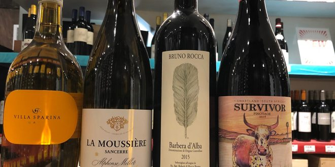 Mixed Case: French, Italian and South African Wines