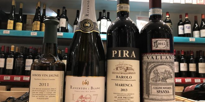 Mixed Case: Spanish, French and Italian Wines