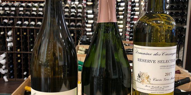 French White Wines for Winter